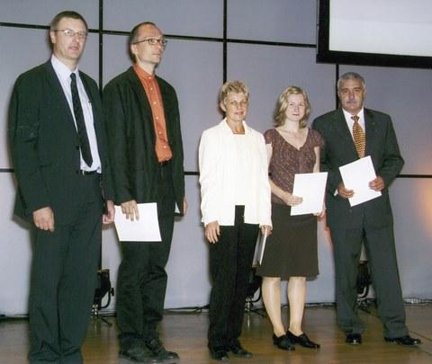 Techtextil-Innovation Award 2007 -Preisträger