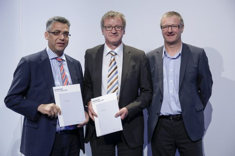 Techtextil-Innovation Award 2015 -Preisträger