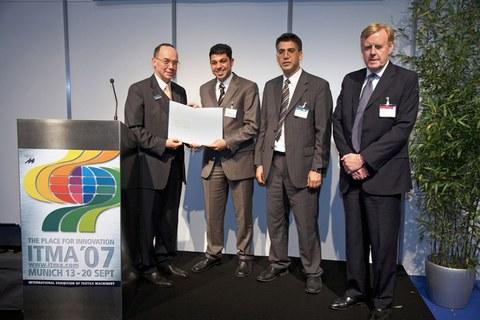 VDMA Preis 2007