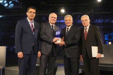 Preisträger Deutscher Zukunftspreis 2016