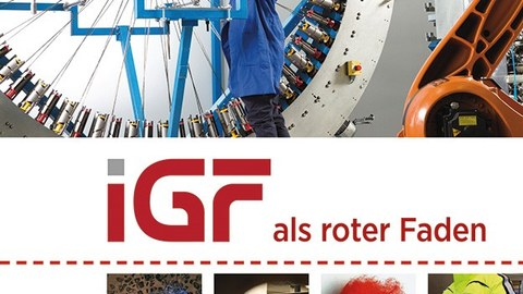 Cover IGF Broschüre
