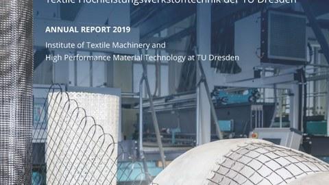 Cover Jahresbericht 2019