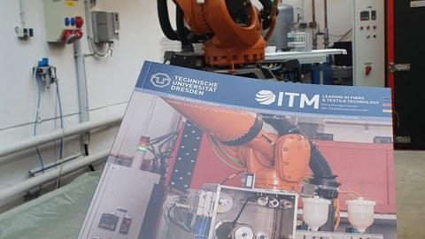 Jahresbericht des ITM vor Roboteranlange