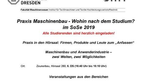 Praxis Maschinenbau 2019
