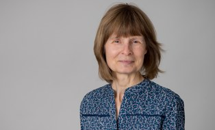 Porträtfoto von Frau Jutta Oertel