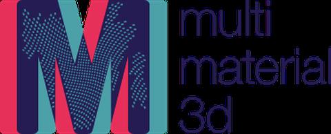 Logo Forschungsvorhaben Multi-Material-3D-Druck