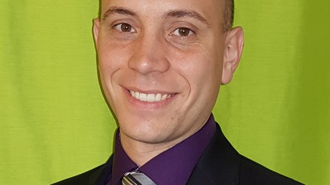 Portraitfoto des Humboldt-Stipendiaten Dr. Marcos M. Soldera