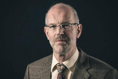 Portraitfoto von Professor Haberstroh