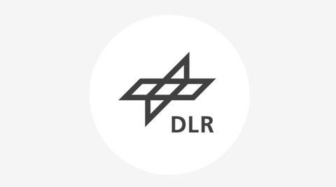 Grafik mit dem Logo des DLR (Deutsches Zentrum für Luft- und Raumfahrt)