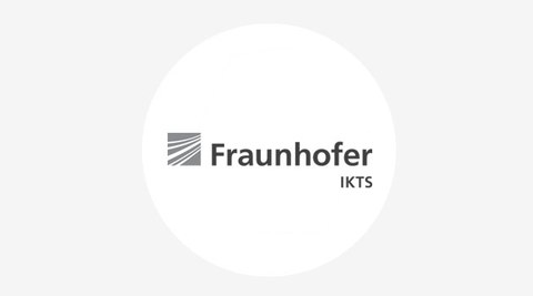 Grafik mit dem Logo des Fraunhofer-Institut für Keramische Technologien und Systeme IKTS