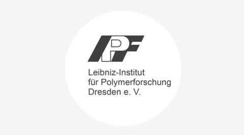 Grafik mit dem Logo des Leibniz-Institut für Polymerforschung Dresden e.V.