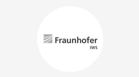 Grafik mit dem Logo des Fraunhofer-Institut für Werkstoff- und Strahltechnik IWS