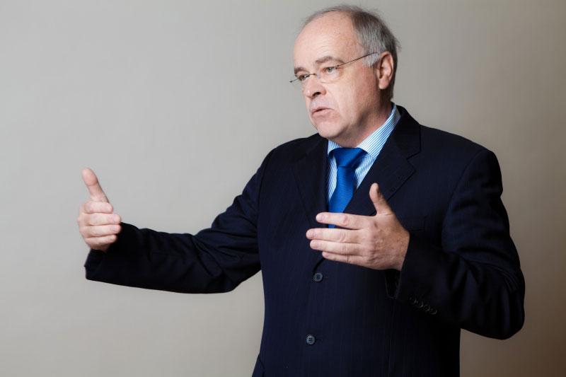 Prof. Dr.-Ing. habil. Jürgen Bauch