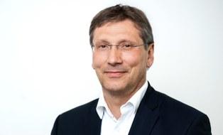 Porträtfoto von Professor Michael Beckmann