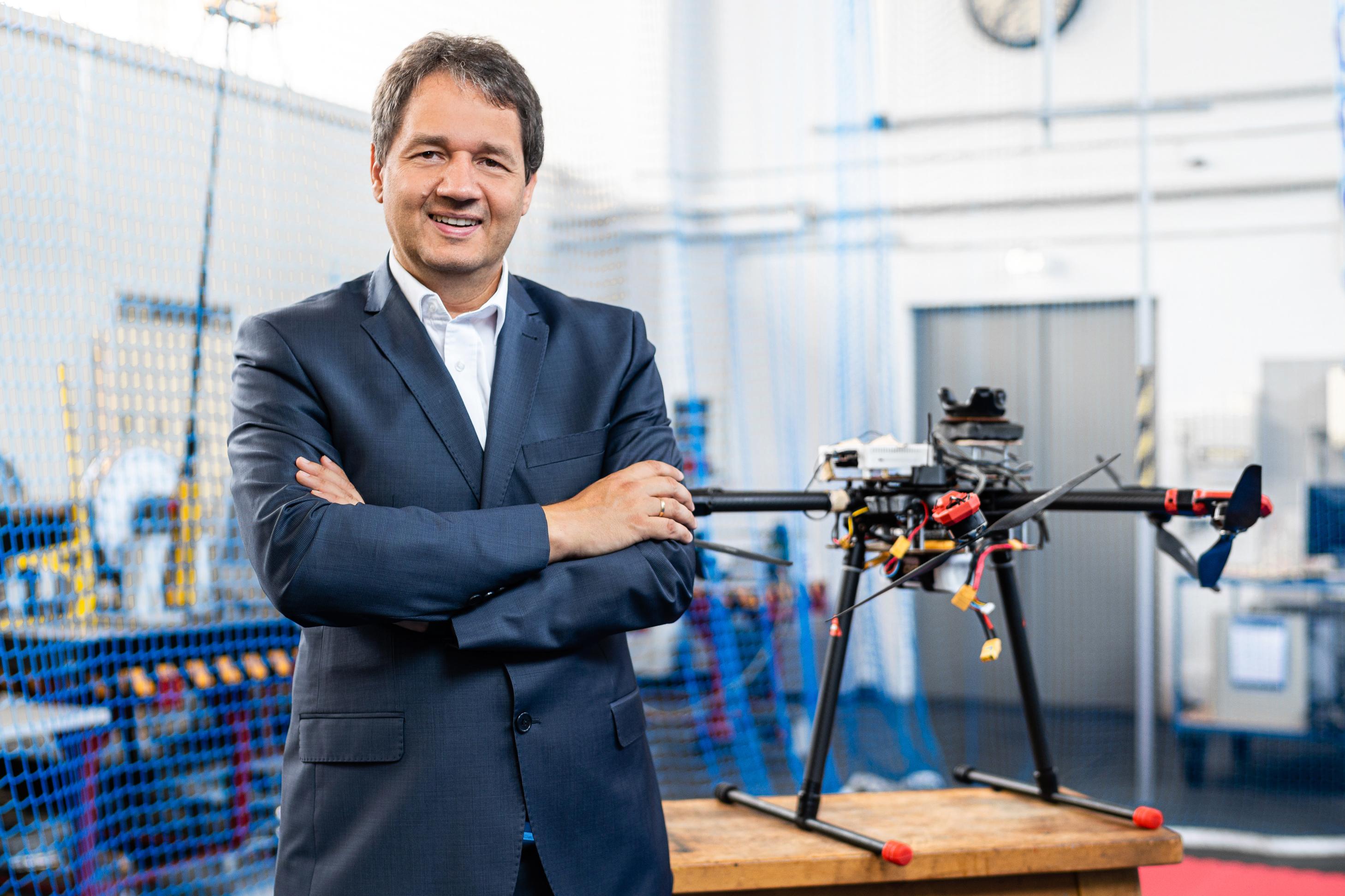Prof. Dr.-Ing. Michael Beitelschmidt