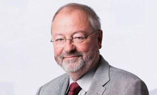 Porträtfoto von Professor Thomas Bley