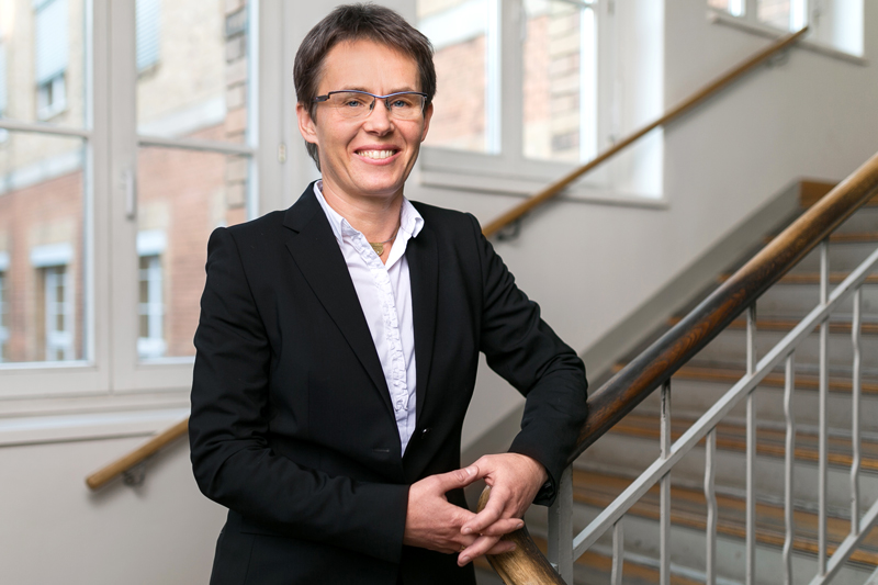 Prof. Dr. rer. nat. et Ing. habil. Kerstin Eckert