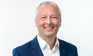 Porträtfoto von Professor Clemens Felsmann