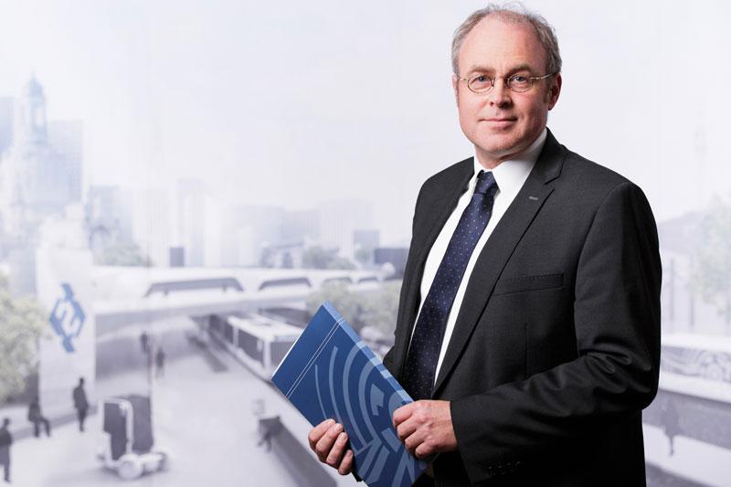 Prof. Dr.-Ing. habil. Jochen Fröhlich