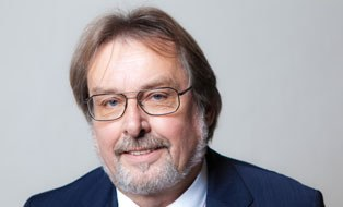 Porträtfoto von Professor Harald Grossmann