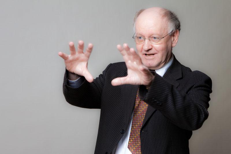 Prof. Dr. rer. nat. habil. Gert Heinrich