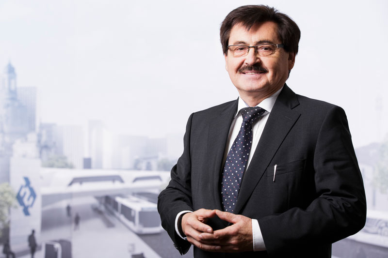 Sen.-Prof. Dr.-Ing. habil. Rüdiger Lange