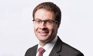 Porträtfoto von Professor Christoph Leyens