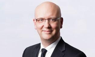Porträtfoto von Professor Niels Modler