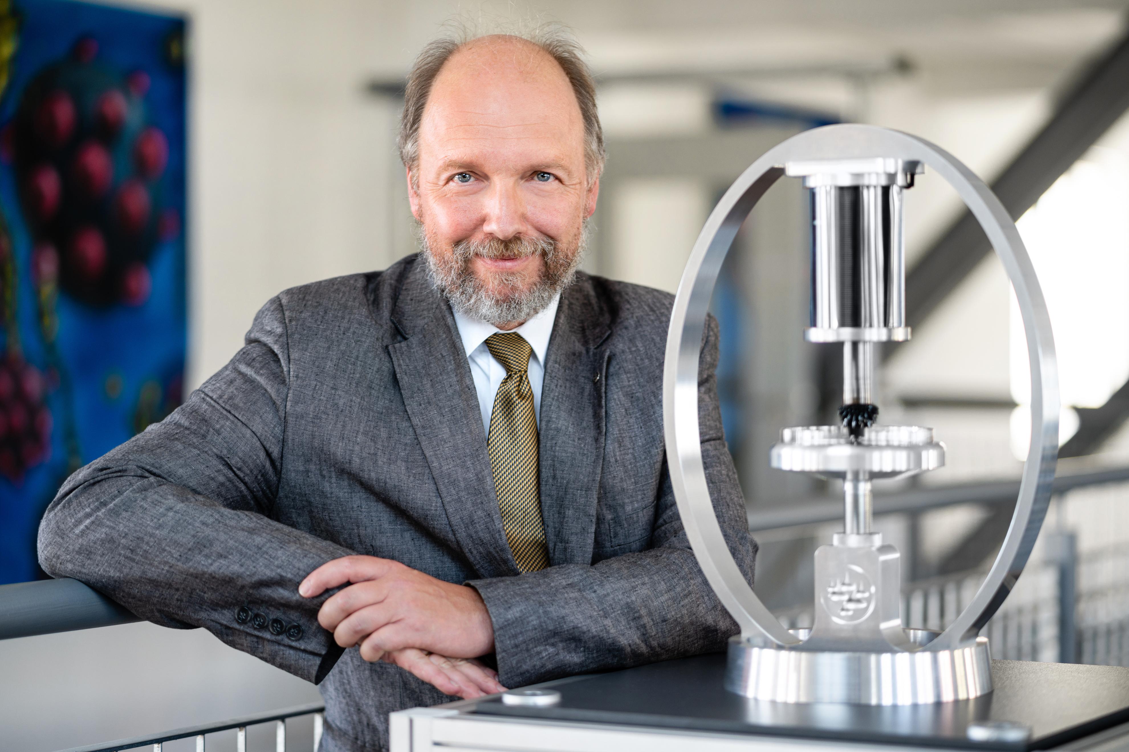 Prof. Dr. rer. nat. habil. Stefan Odenbach