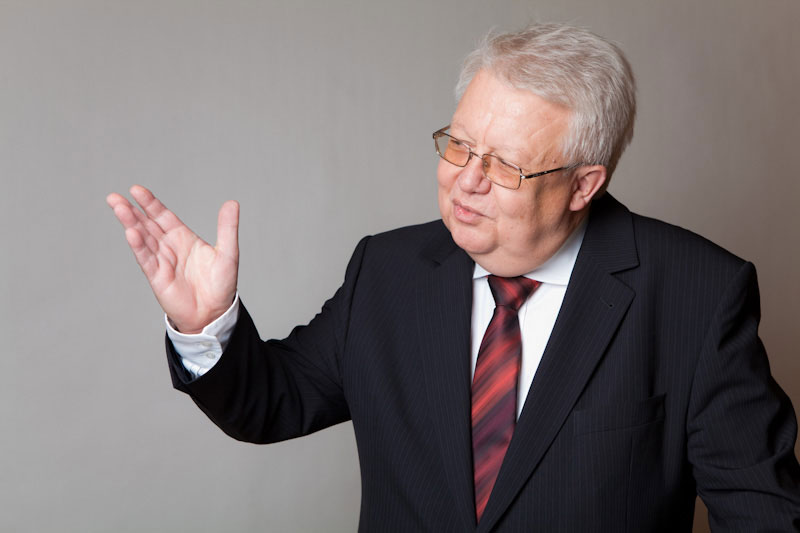 Prof. Dr.-Ing. habil. Hartmut Rödel