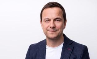 Porträtfoto von Prof. Thomas Walther