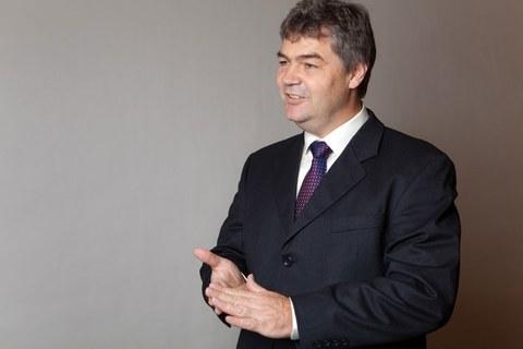 Porträtfoto von Professor Hans-Peter Wiesmann