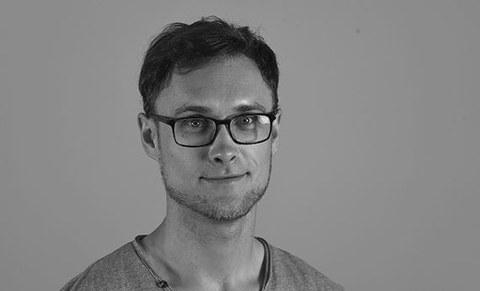 Portraitfoto von Martin Gebert