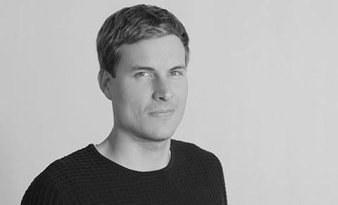 Portraitfoto von Lars Hahn