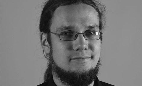 Portraitfoto von Frederik Mieth