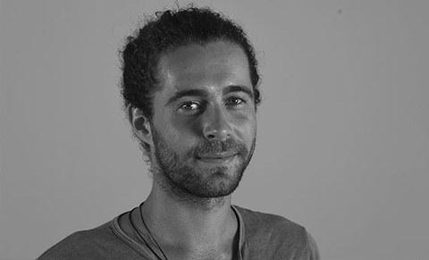Portraitfoto von Erik Siebert