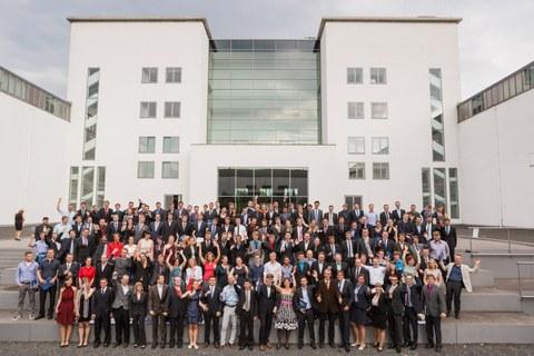 Absolventen Fakultät Maschinenwesen 2014