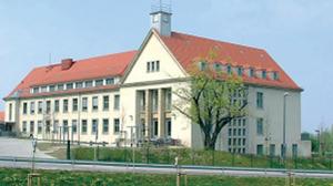 Gebäude ZINT