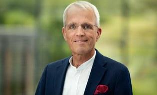 Auf diesem Bild ist der Prorektor für Bildung, Prof. Gerald Gerlach, zu sehen.