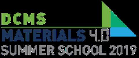 Logo der DCMS Material 4.0 Summerschool 2019