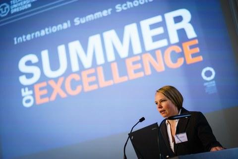 Lecturer at the International Summer School