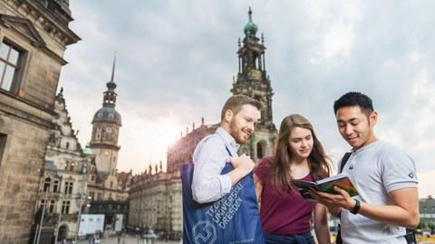 Studis in Dresden