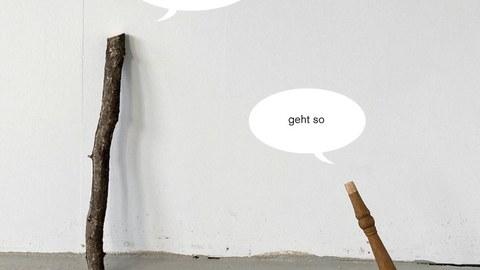 Ausstellungsmotiv der HfBK Dresden