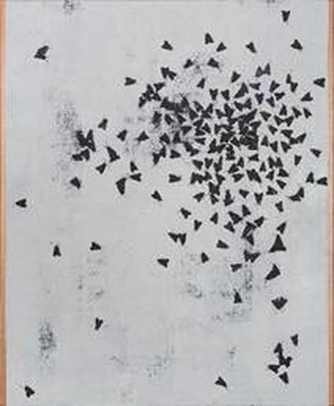 Werk von Frank Moll zur Ausstellung Potnia Theron