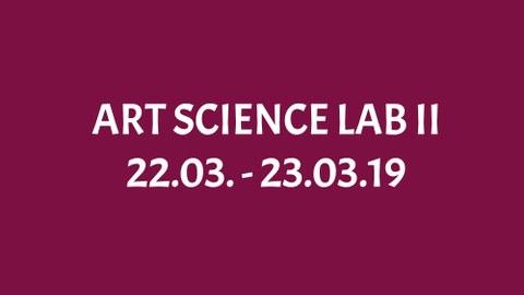 Art Science Lab II