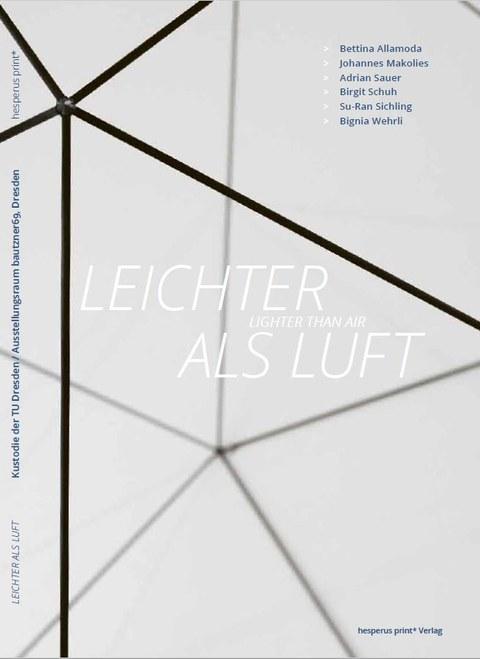 Cover Leichter als Luft.2019