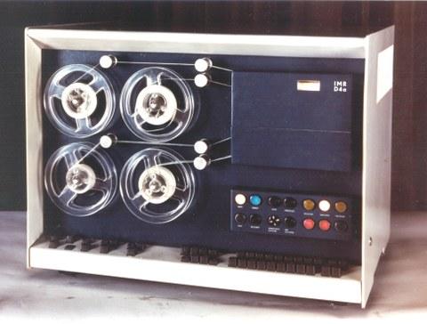 Der Kleinstrechenautomat D 4a 1963