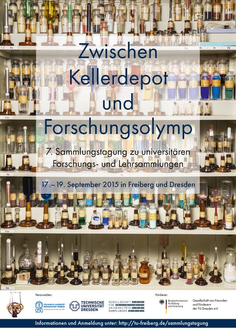 Plakat 7.Sammlungstagung
