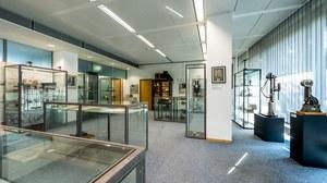 Blick in die Ständige Ausstellung