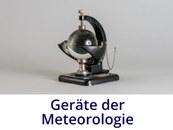 Geräte der Meteorologie